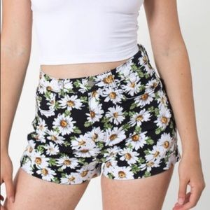 American Apparel Daisy Shorts